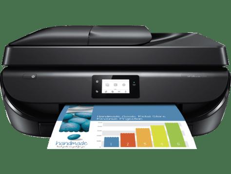 hp Officejet 5258 wireless setup